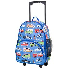Olive Kids Heroes Rolling Backpack