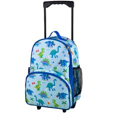 Olive Kids Dinosaur Land Rolling Backpack
