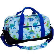 "Olive Kids Dinosaur Land Overnighter 18"" Weekender Duffel"