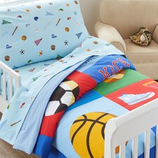 Olive Kids Game On Toddler Comforter