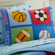 Olive Kids Game On Pillow Sham