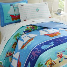 Olive Kids Pirates Comforter Set