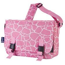 Ashley Giraffe Jumpstart Messenger Bag