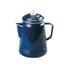 Percolator 14 Cup Enameware Coffee Maker