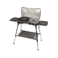 FryeCommander 2-Burner Propane Stove and Grill
