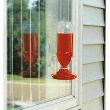 2-Pack Window Hummingbird Feeders