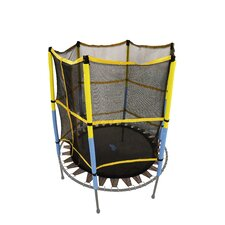 """Jumping Surface for 55"""" Round Trampoline with Safety Enclosure- Net and Mat ONLY"""