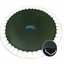 """Jumping Surface for 16' Trampolines with 108 V-Rings for 7.5"""" Springs"""