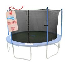 14'  Round Trampoline Net Using 4 Poles or 2 Arches