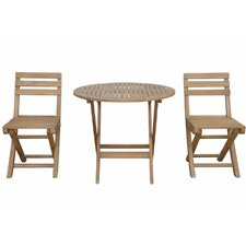 Chester 3 Piece Dining Set