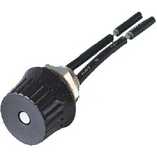 Two Position Rotary Switch with Black Button (Set of 2)