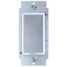 Touch Single Pole Dimmer in White