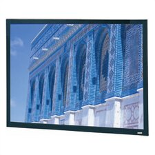 Da-Snap High Contrast Cinema Vision Fixed Frame Projection Screen