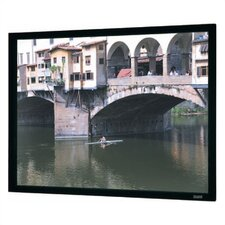 Imager High Contrast Da-Mat Fixed Frame Projection Screen