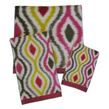 Optic Delight Print Hand Towel
