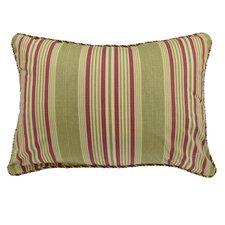 Imperial Dress Cotton Lumbar Pillow