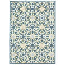 Sun and Shade Porcelain Indoor/Outdoor Area Rug