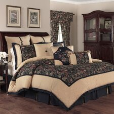 Rhapsody 4 Piece Bedding Set