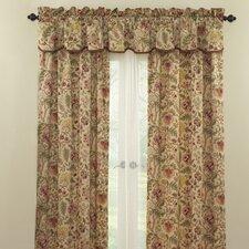 Imperial Dress Cotton Rod Pocket Single Curtain Panel