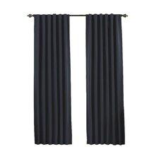 Fresno Rod Pocket Window Single Curtain Panel