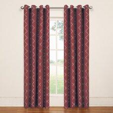 Tipton Trellis Single Curtain Panel