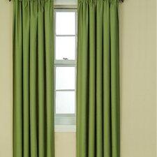 Kendall Rod Pocket Single Curtain Panel