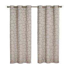 Meridian Blackout Single Curtain Panel