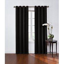 Round and Round Curtain Single Panel