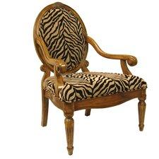 Cotton Arm Chair