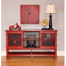 Sorrento Deluxe Living Room Storage Console