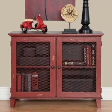 Sorrento Living Room Storage Console