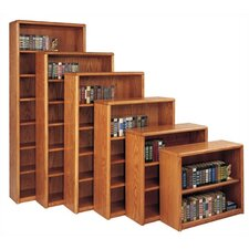 "Contemporary 70"" Standard Bookcase"