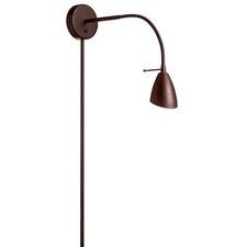 Contemporary Gooseneck 1 Light Wall Lamp