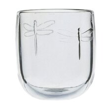 Libellules Dragonfly Mise En Bouche Glass (Set of 6)