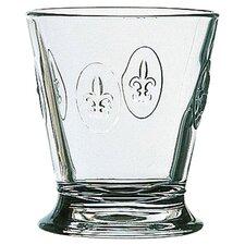 9-ounce Fleur De Lys Tumblers (Set of 6)