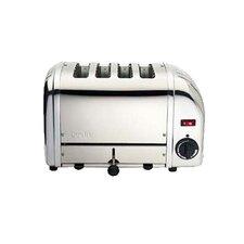 4 Slice Toaster (Chrome)