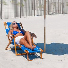 Oak Wood Commercial Grade Beach Chair