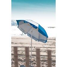 6 ft. Diameter Solar Reflective Beach Umbrella