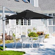 13 ft. Octagonal Commercial Grade Eclipse Cantilever Umbrella