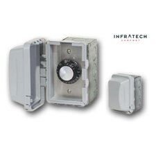 INF In-Wall Waterproof Control Assembly