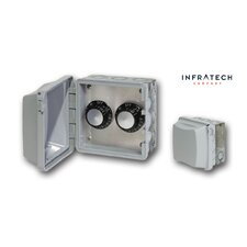 INF Double In-Wall Waterproof Control Assembly