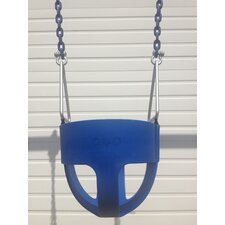 Rubber Full Bucket Swing Seat
