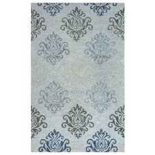 Lancaster Hand-Tufted Gray Area Rug