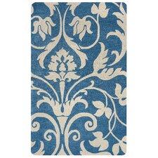 Marianna Fields Hand-Tufted Blue Area Rug