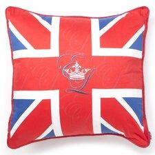 Stockport Union Jack Cotton Throw Pillow