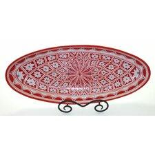 Nejma Oval Platter