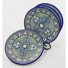 "Malika 8"" Side Plate (Set of 4)"