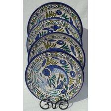 Aqua Fish Design Dinnerware Collection