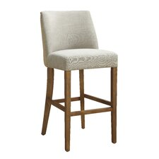 "Mercer Jute 30"" Bar Stool"
