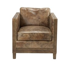 Darlington Leather Club Chair